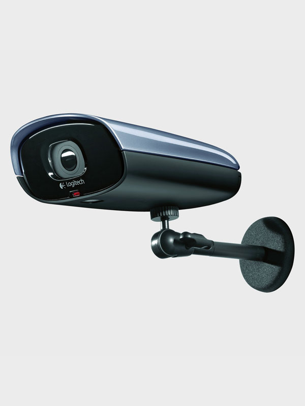 CNB black and white security camera