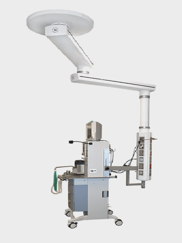 Hybrid Anesthesia Machine